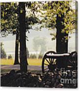Gettysburg Artillery Canvas Print