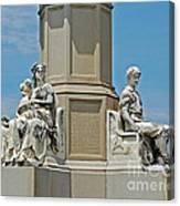 Gettysburg Memorial Canvas Print