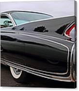 Ghost Cadillac Canvas Print