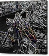 Ghost Rider 2 Canvas Print