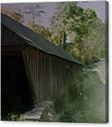 Ghostly Cover Canvas Print