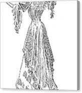 Gibson: Gibson Girl, 1903 Canvas Print