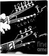 Gibson Canvas Print