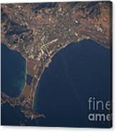 Giens Peninsula, France Canvas Print