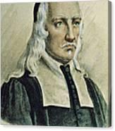 Giovanni Alfonso Borelli Canvas Print