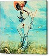 Giovanni Borelli Underwater Canvas Print