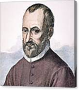 Giovanni Palestrina Canvas Print