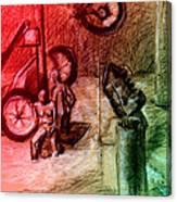 Giro D'italia 1 Canvas Print