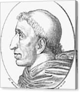 Girolamo Savonarola Canvas Print