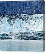 Glacier Face Canvas Print