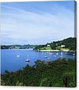 Glanmore Lake, Beara Peninsula, Co Canvas Print