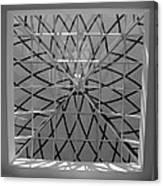 Glass Celing Canvas Print
