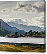 Glen Affric Panorama I Canvas Print