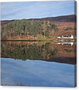 Glen Affric Reflections Canvas Print
