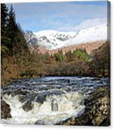 Glen Orchy Canvas Print