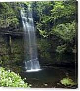 Glencar Waterfall, Co Sligo, Ireland Canvas Print