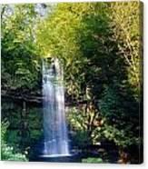 Glencar Waterfall, County Sligo Canvas Print