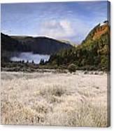 Glendalough County Wicklow Canvas Print