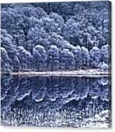 Glendalough National Park, County Canvas Print