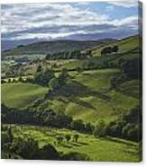 Glenelly Valley, County Tyrone Canvas Print