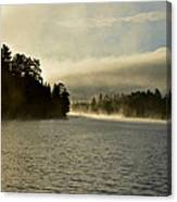 Glory In The Morning 2 Canvas Print