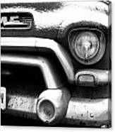 Gmc Truck Canvas Print