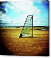 Goal Canvas Print