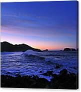 Goat Rock Sunrise Canvas Print