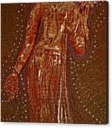 Goddess 1 Canvas Print