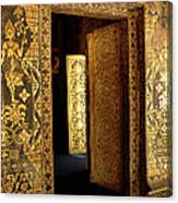 Golden Doorway 2 Canvas Print