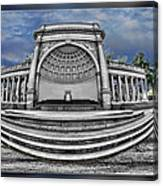 Golden Gate Park Stage  Canvas Print