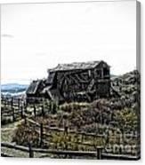 Goldfield Colorado Canvas Print