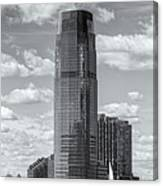 Goldman Sachs Tower Iv Canvas Print