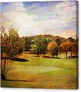 Golf Course IIi Canvas Print
