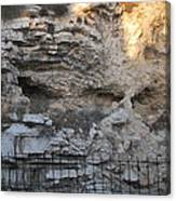 Golgotha The Place Of The Skull Canvas Print