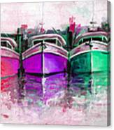 Gone Home 2 Canvas Print