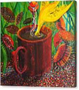 Good Morning Joe Canvas Print