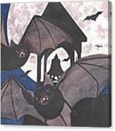Got Bats Canvas Print