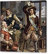 Gov. Peter Stuyvesant Canvas Print