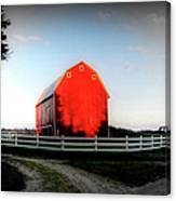 Graded On A Curve  Canvas Print