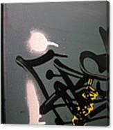 Graffiti Iv Canvas Print