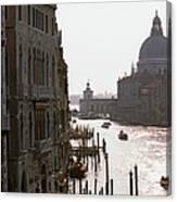 Grand Canal Venice 01 Canvas Print