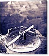 Grand Canyon - Sight Tube Canvas Print
