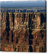 Grand Canyon Cliffs IIi Canvas Print