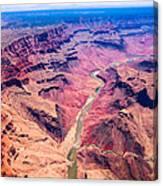 Grand Canyon Colorado River Canvas Print