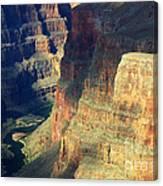 Grand Canyon Magic Of Light Canvas Print