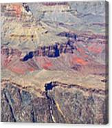 Grand Canyon Rock Formations IIi Canvas Print
