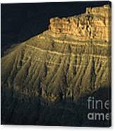 Grand Canyon Silence Canvas Print