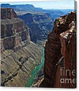 Grand Canyon View Canvas Print