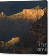 Grand Canyon Vignette 1 Canvas Print
